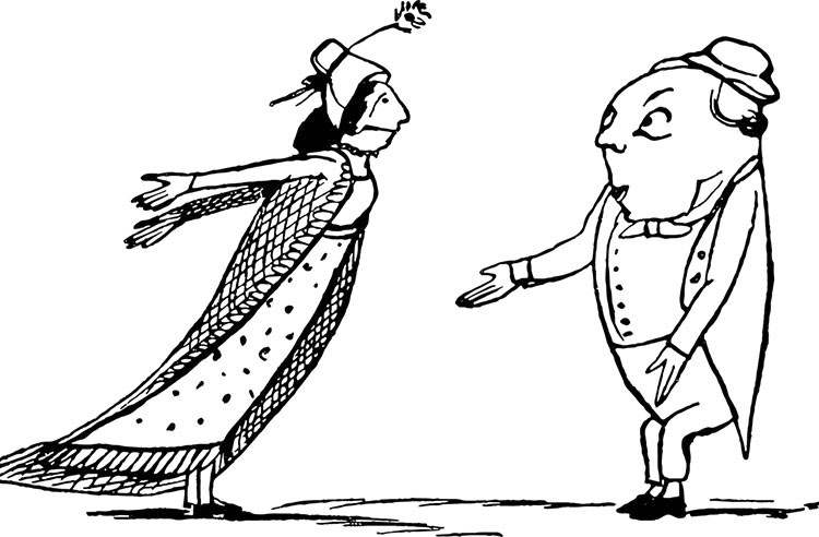 hrabina dowcipy o hrabinach kawały humor pokojówka