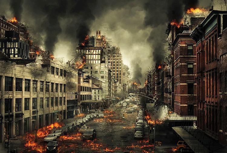 apokalipsa koniec świata III wojna światowa przepowiednie 2020 rok