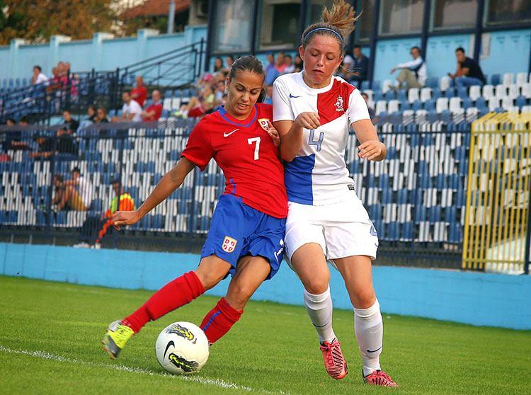 kobieca piłka nożna kobiet fufbol kobiety
