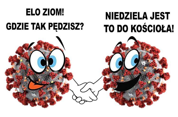 koronawirus memy o koronawirusie epidemia obrazki humor