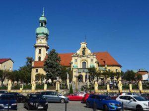 kościół Tychy ciekawostki atrakcje