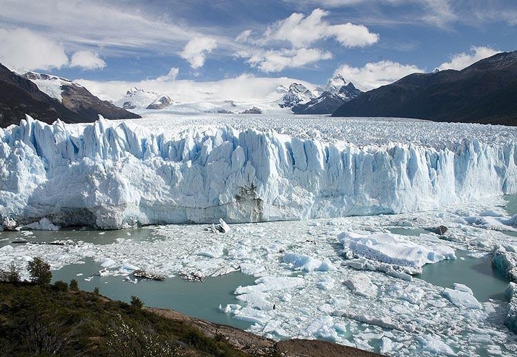 lodowiec Argentyna ciekawostki atrakcje podróże