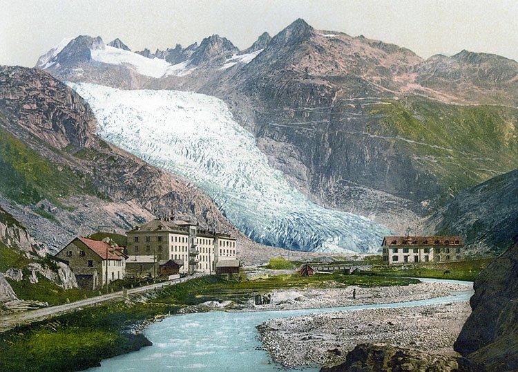 Rodan lodowiec ciekawostki o lodowcach lodowce