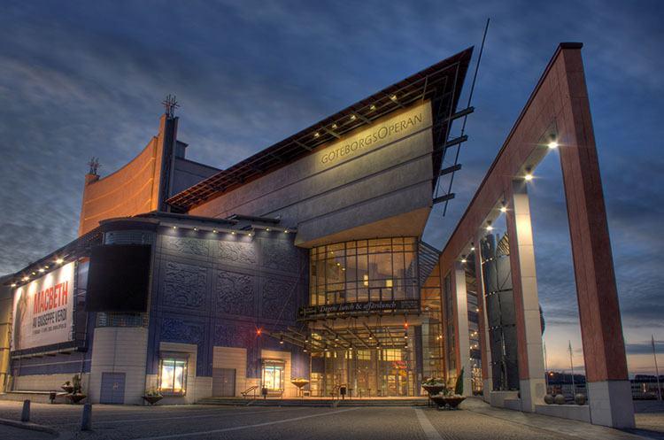 opera Goteborg ciekawostki miasto atrakcje Szwecja