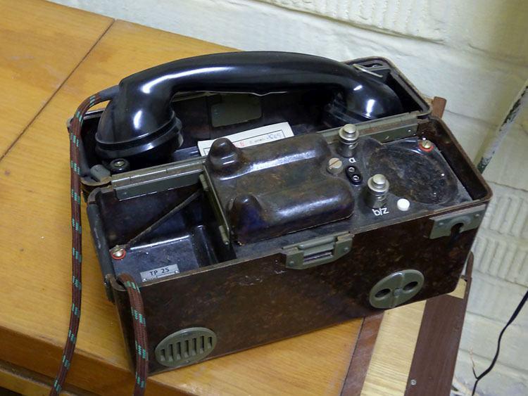 polowa centrala telefoniczna łącznica ciekawostki historia centrale telefoniczne