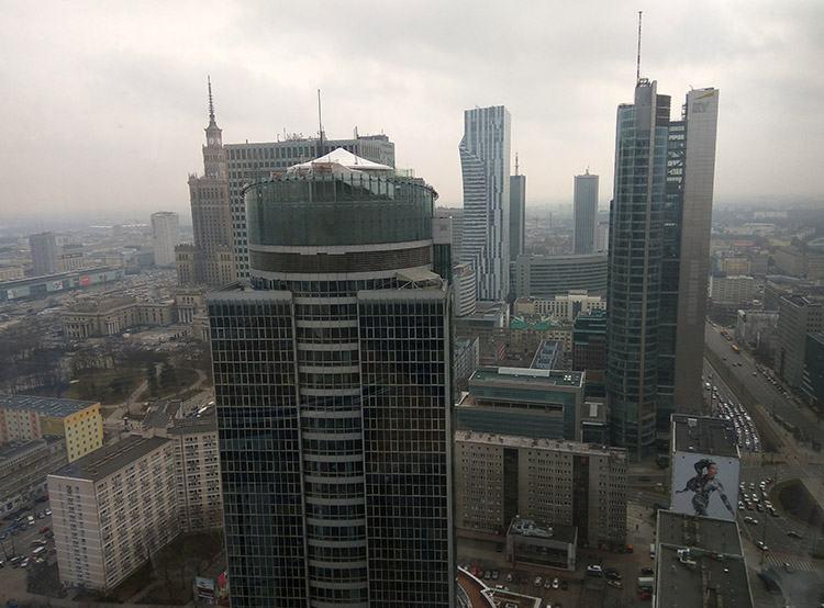 Warszawa ciekawostki stolica Polski