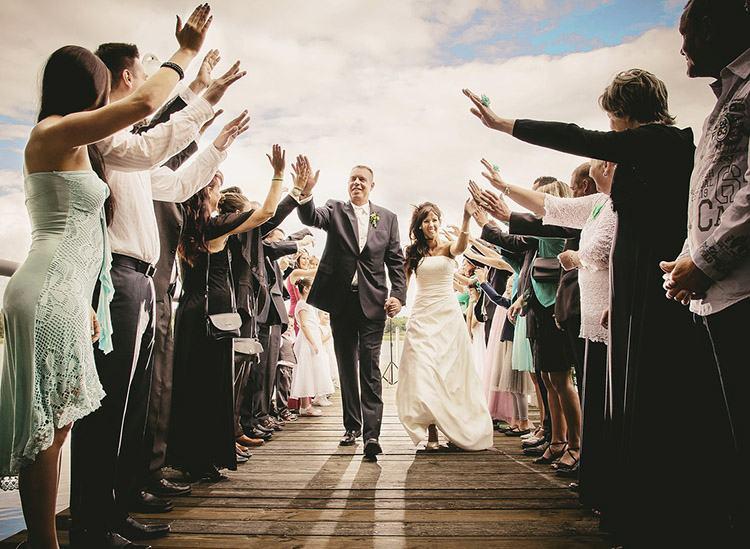 wesele cudzoziemiec na weselu ślub