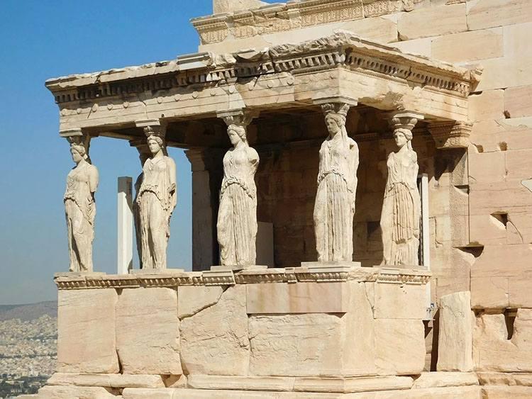 Akropol Ateny Grecja ciekawostki atrakcje zabytki