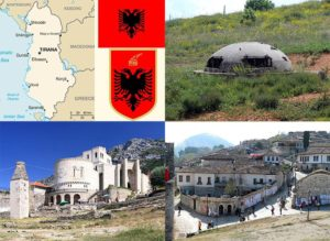Albania ciekawostki atrakcje zabytki