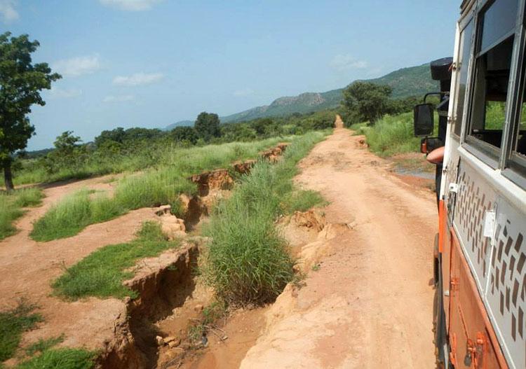 Benin ciekawostki atrakcje Afryka