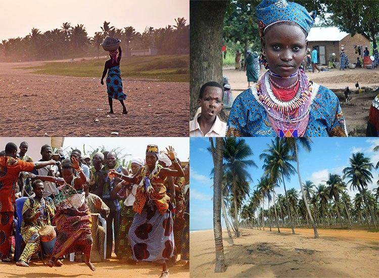 Benin ciekawostki atrakcje kultura Beninu Afryka
