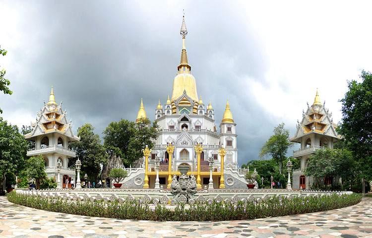 Buulong pagoda Wietnam ciekawostki atrakcje zabytki