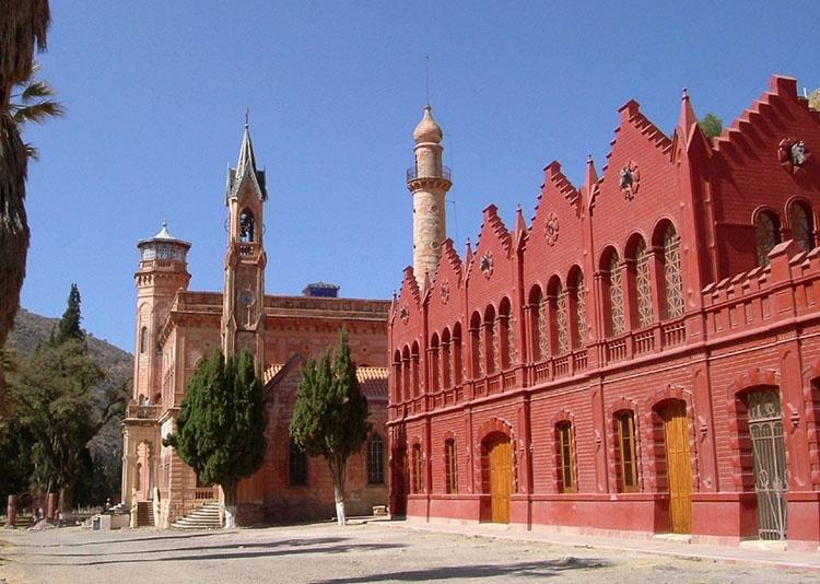 Castillo de la Glorieta Sucre ciekawostki Boliwia atrakcje zabytki