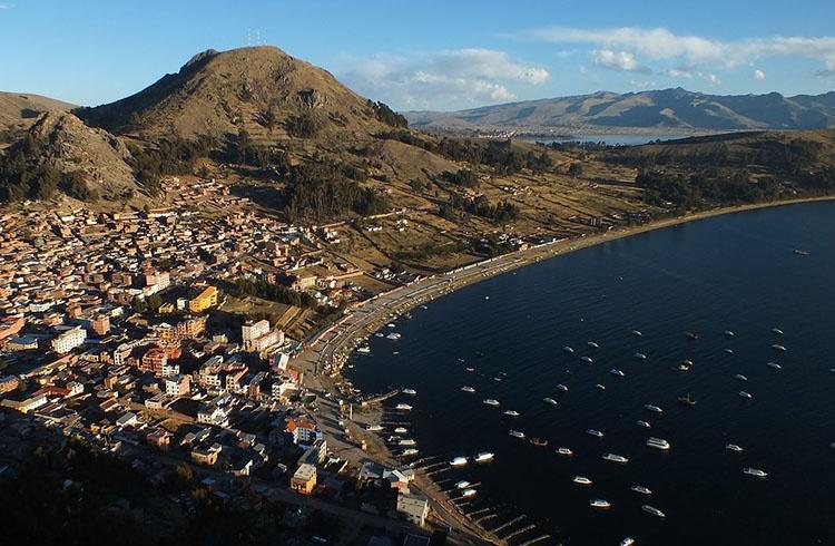 Cocacabana Boliwia ciekawostki atrakcje Ameryka Południowa