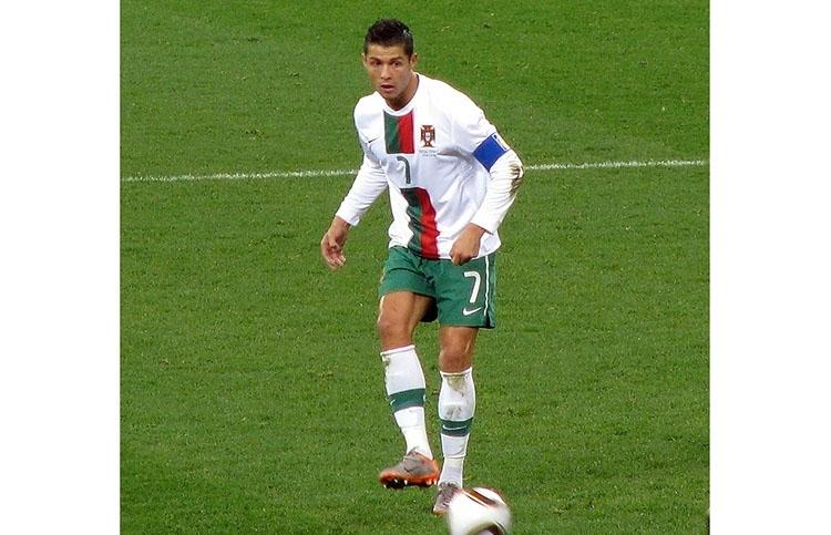 piłkarz Cristiano Ronaldo ubezpieczenia ciekawostki