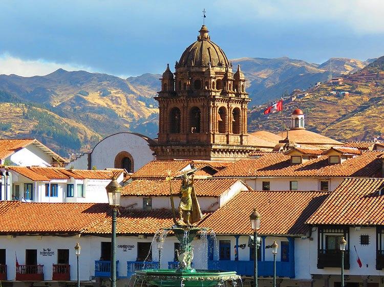 Cuzco Cusco Peru Ameryka Południowa ciekawostki atrakcje zabytki miasto