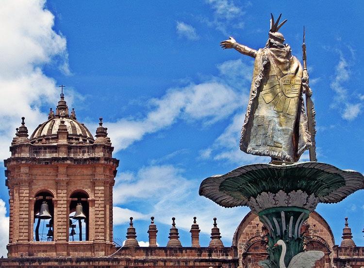 Cuzco Cusco Peru ciekawostki atrakcje zabytki miasto