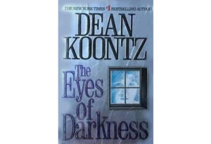 Dean Koontz The Eyes of Darkness koronawirus epidemia Wuhan-400