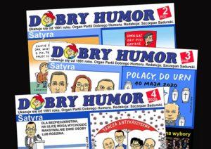 Dobry Humor dowcipy satyra kawały czasopismo