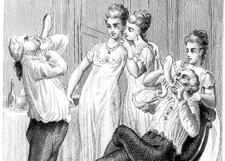 Giacomo Casanova prezerwatywy historia  kondomy ciekawostki prezerwatywa antykoncepcja