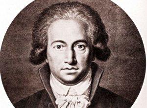 Goethe 1791 ciekawostki życiorys