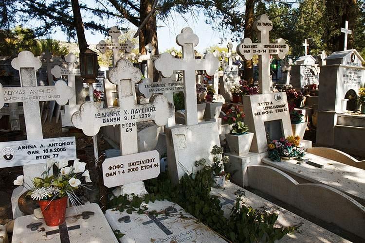 Grecja cmentarz cmentarze ciekawostki historia nekropolie