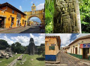 państwo Gwatemala ciekawostki atrakcje Ameryka Środkowa