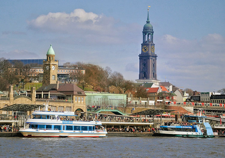 Hamburg ciekawostki atrakcje Niemcy