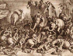 Hannibal ciekawostki bitwa słonie Kartagina