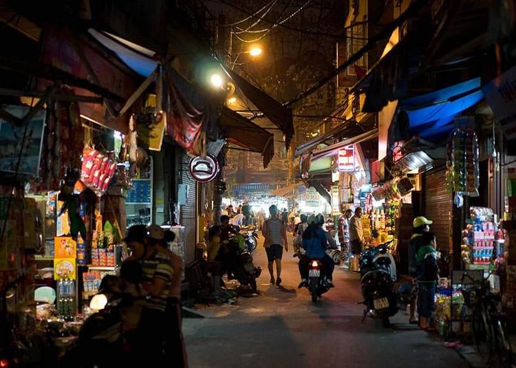 miasto Hanoi ciekawostki atrakcje stolica Wietnam