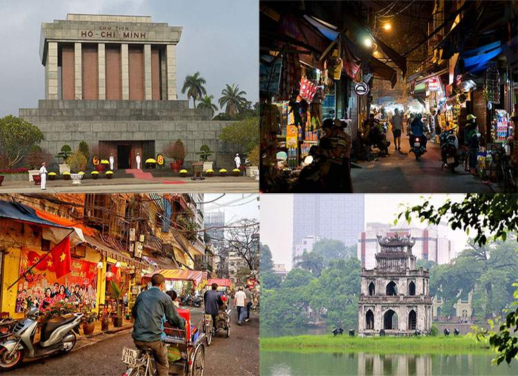 Hanoi ciekawostki atrakcje Wietnam