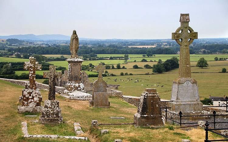 Irlandia cmentarz cmentarze ciekawostki historia nekropolie