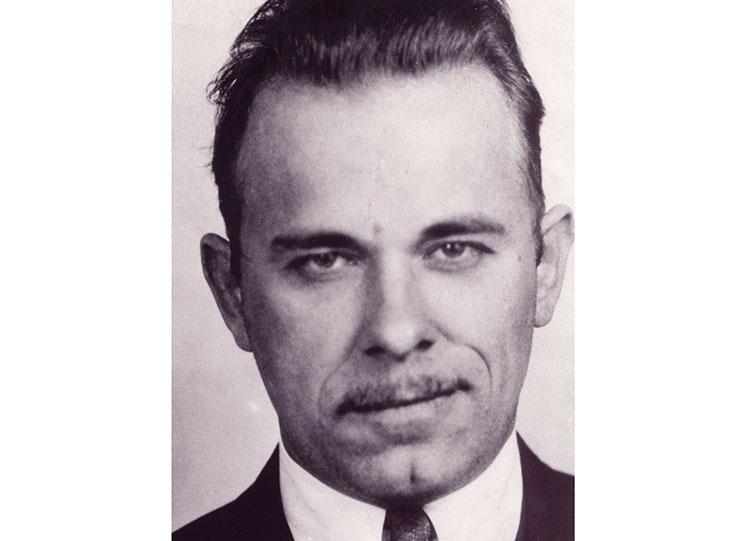 John Dillinger penis ciekawostki o penisach penisy