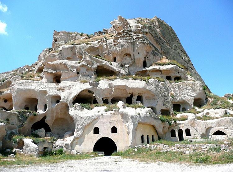 Kapadocja ciekawostki Turcja atrakcje