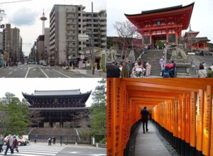Kioto ciekawostki atrakcje Japonia Kyoto