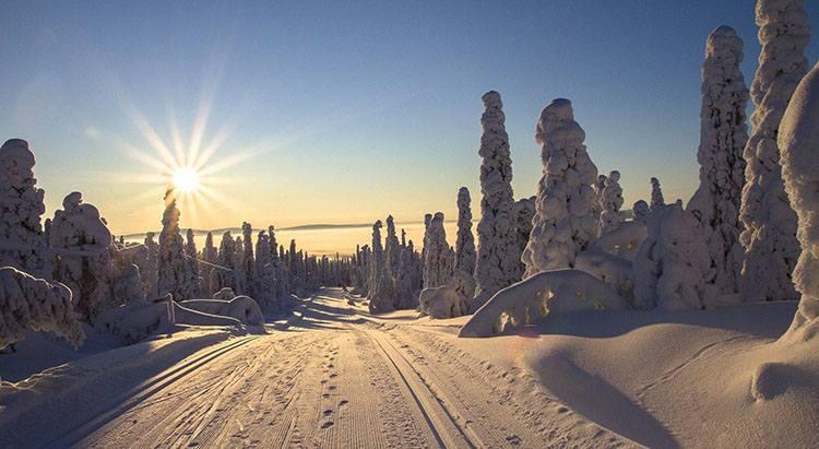 Laponia Finlandia ciekawostki zabytki atrakcje