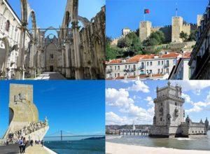 Lizbona ciekawostki Portugalia atrakcje zabytki
