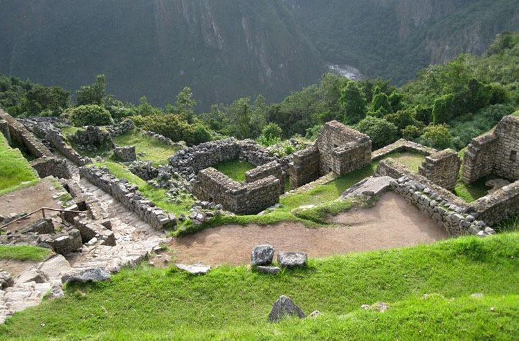 Machu Picchu ciekawostki Peru miasto Inków