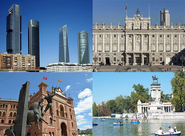 Madryt ciekawostki atrakcje Hiszpania