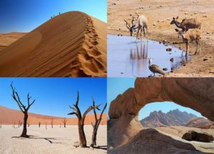 Namibia ciekawostki atrakcje Afryka