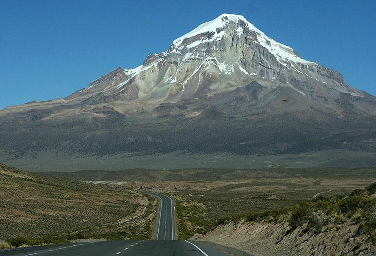 Nevado Sajama Boliwia ciekawostki atrakcje Ameryka Południowa