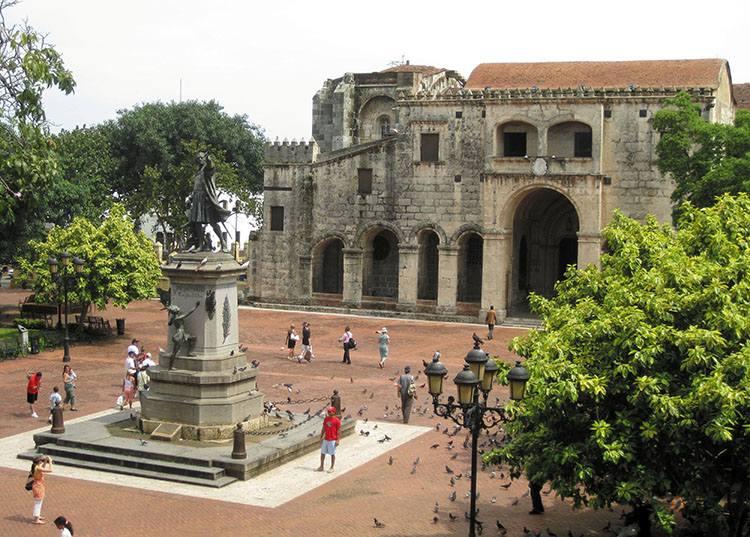 Park Kolumba Santo Domingo ciekawostki Dominikana atrakcje stolica miasto