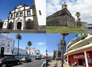 miasto Ponta Delgada ciekawostki Sao Miguel wyspy Azory Portugalia