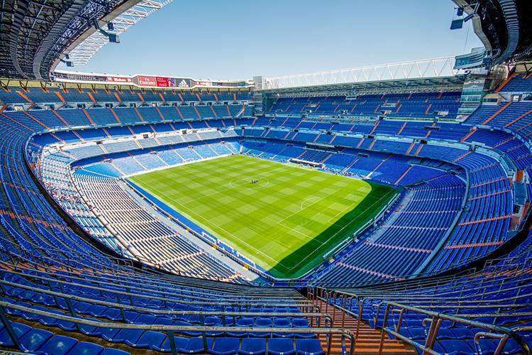 Real Madryt stadion ciekawostki atrakcje Hiszpania