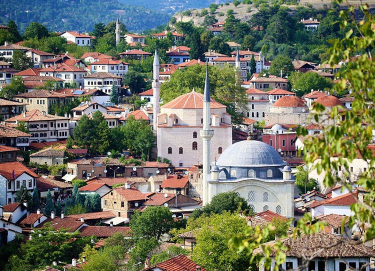 Safranbolu ciekawostki Turcja atrakcje