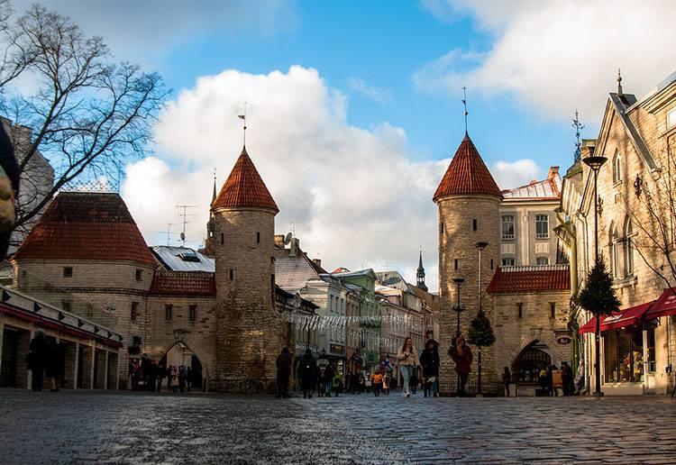 Tallinn Estonia ciekawostki atrakcje zabytki