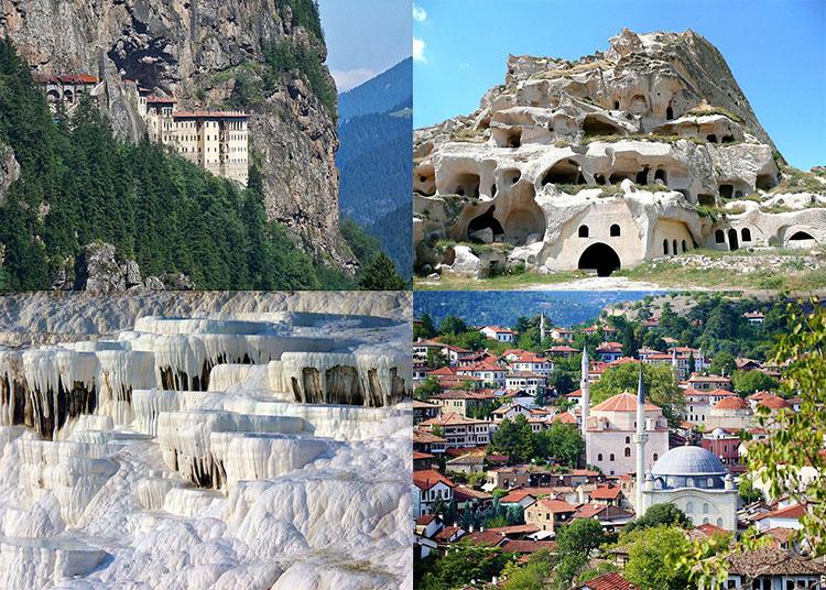 ciekawostki Turcja atrakcje wakacje wycieczka o Turcji