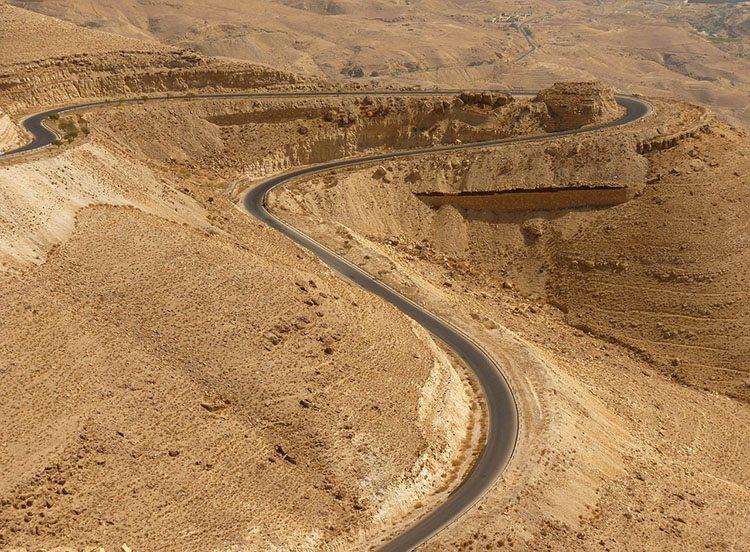 Wadi al Maudżib Jordania ciekawostki atrakcje
