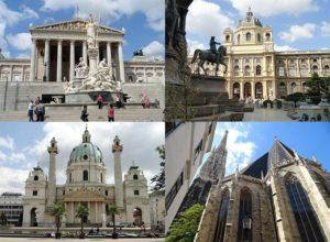 Wiedeń ciekawostki Austria zabytki atrakcje