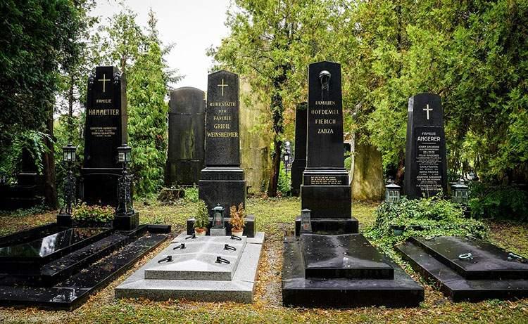 Wiedeński cmentarz centralny cmentarz cmentarze ciekawostki historia nekropolie